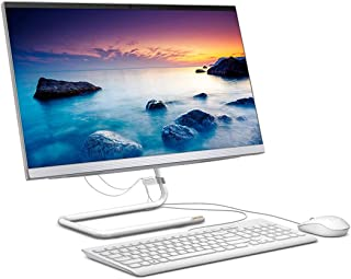 Lenovo IdeaCentre AIO340, All in One Desktop, 21.5 inch FHD Display, Intel Core i3-10110U Processor, 4GB RAM, 256GB SSD St...