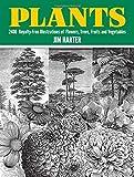Plants: 2400 Designs (Dover Pictorial Archive)