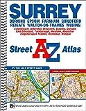 Surrey A-Z Street Atlas (spiral)