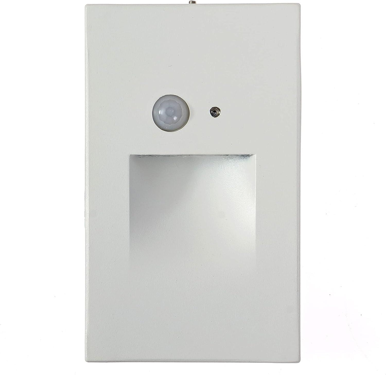 Cheap mail order shopping Ciata Lighting 120V 3000K Seattle Mall Aluminum LED with Integra Light Step