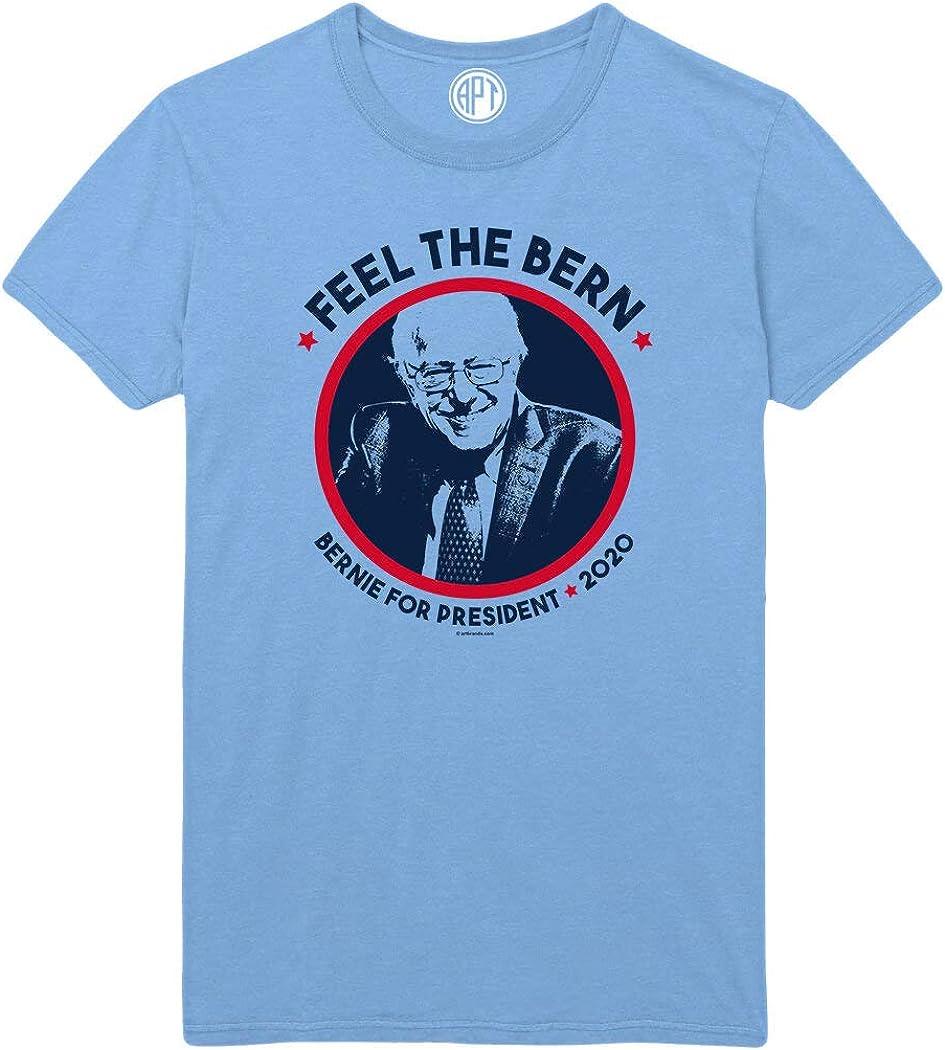 Feel The Bern Printed T-Shirt