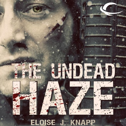 The Undead Haze audiobook cover art