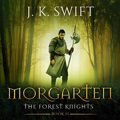 Morgarten audiobook cover art