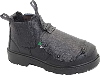 DOLPHIN D10 US Standard Approved Safety Shoes, Work Boots, Construction Boots
