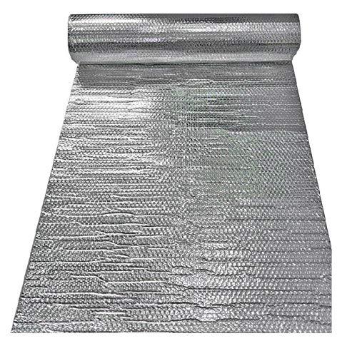 Aislamiento Termico Aluminio Reflexivo multicapa d Autoadhesivo Rollo Aislante Térmico Para Techo, Pared Y Fachada Lámina Térmica Aluminio Aislamiento Lámina Para Techo, Pared Y Fachada Aluminio Aisla