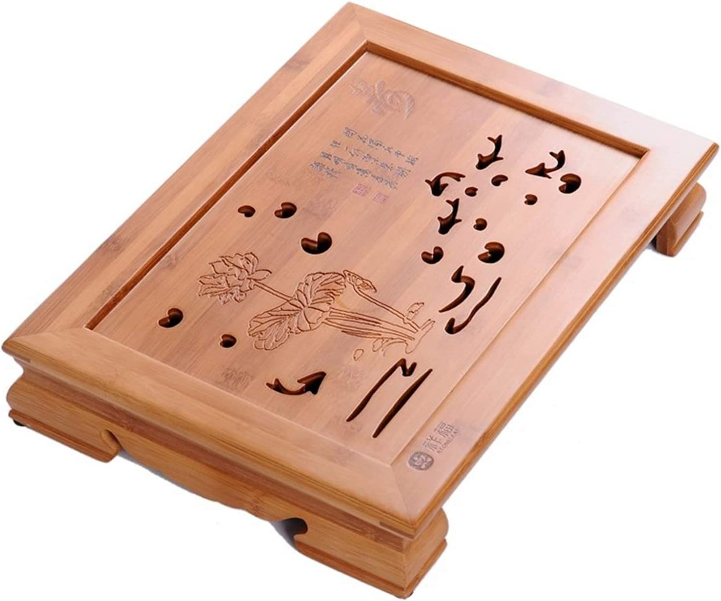 TEAYASON Al sold out. Tea Tray Table Max 90% OFF Box 40X28C Serving Gongfu