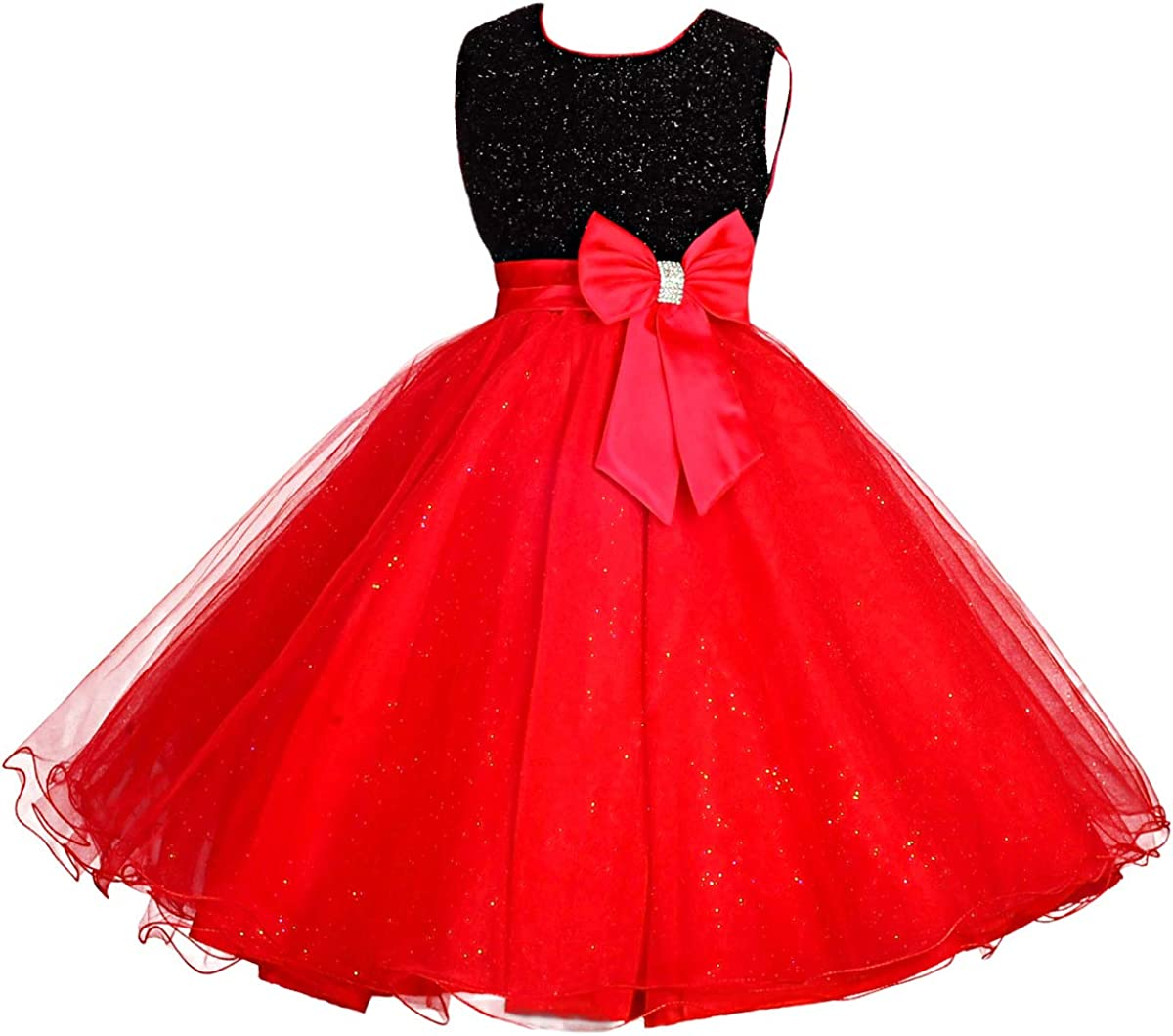 Lito Angels Shimmery Special Occasion Dresses Flower Girl Pageant Party Dress