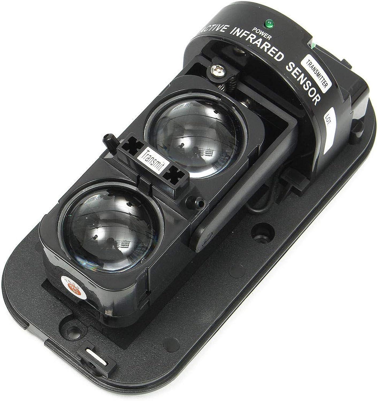 QIZIANG Doppelstrahl-Begrenzungszaun Aktiver Infrarot-IR-Sensor Barrier Detector Detector Detector Fenster Einbruchmelder im Freien Hot B07NVB8ZQD | Bestellung willkommen  e06a09