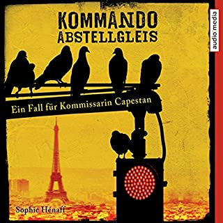 Kommando Abstellgleis     Kommando Abstellgleis ermittelt 1              By:                                                                                                                                 Sophie Hénaff                               Narrated by:                                                                                                                                 Hemma Michel                      Length: 8 hrs and 28 mins     2 ratings     Overall 3.5