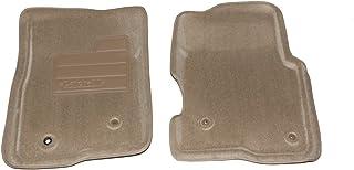 Lund 606472 Catch-All Carpet Beige Front Floor Mat - Set of 2