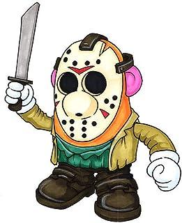Mr Potato Head 02902 Horror Jason Voorhees Figure