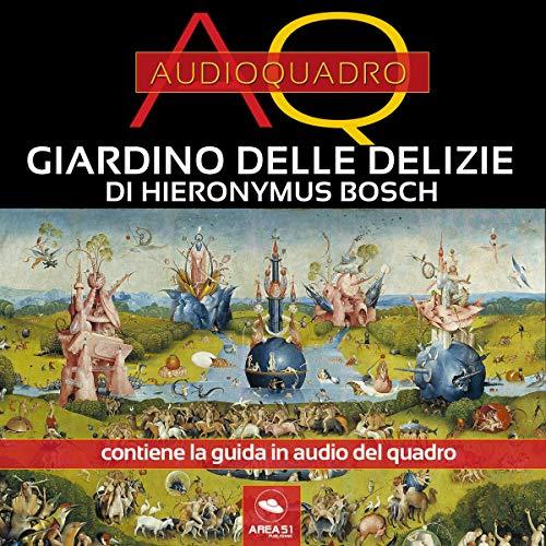Giardino delle Delizie di Hieronymus Bosch copertina