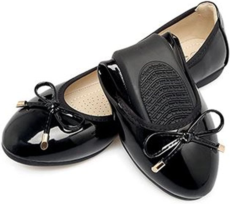 Set adil Women's Slip On Ballet Flats Ballerina Comfort Slippers Trendy Round Toe Bow Tie Dress shoes