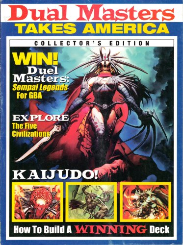 Ghostmasters Present Yu-Gi-Oh Extra! Yu-Gi-Oh Movie News Plus: Invasion of Chaos Breakdown Ancient Sanctuary Preview XBox Dawn of Destiny (Dual Masters, # 02 2004 Dual Masters Takes America)