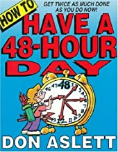 How to Have a 48-Hour Day