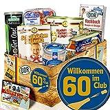 Wilkommen im Club 60 + 60 Geburtstag Mama + DDR Geschenkset