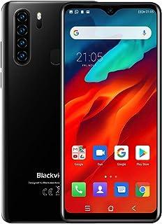 Mobile Phone A80 Pro, 4GB+64GB, Quad Rear Cameras, Face ID & Fingerprint Identification, 4680mAh Battery, 6.49 inch Waterd...