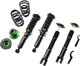 TUPARTS Coilovers Struts Suspension Coil Spring and Struts Fit for 2008 2009 2010 2011 Infiniti G37 (RWD ONLY Sedan/Coupe)