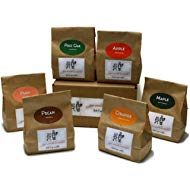 Jax Smok'in Tinder - FINE Wood... Jax Smok'in Tinder - FINE Wood Chips Sampler Pack for STOVETOP Smokers, 6 of Our Popular Chips -...
