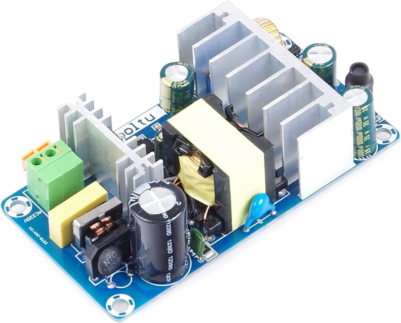 KNACRO 25PCS 100W Dual Adjustable Output Isolation Transformer ac Power Adapter DC 17-34V / DC 2-32V Input 100V-260V