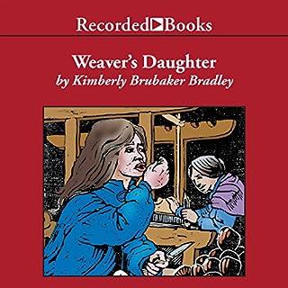 The Weaver's Daughter audiobook cover art