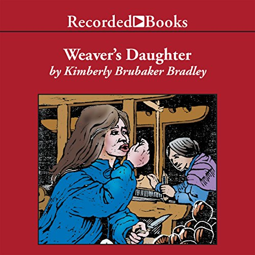 Page de couverture de The Weaver's Daughter