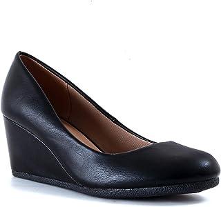 2cf70f29c21673 Wedge Women s Pumps   Heels