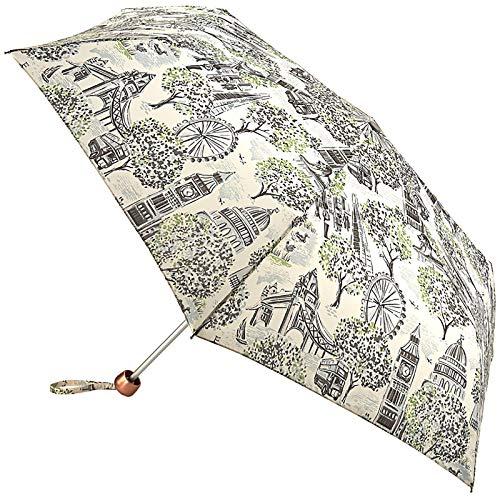 Cath Kidston London Toile - Paraguas para bolso