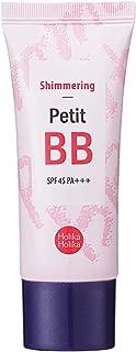 Holika Holika Shimmering Petit BB Cream SPF45 PA+++, 1.01 Ounce