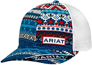 Ariat Women's Snap Back Baseball Cap
