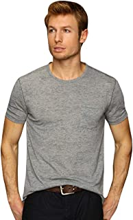 John Varvatos Star USA Men's Burnout Short-Sleeve T-Shirt