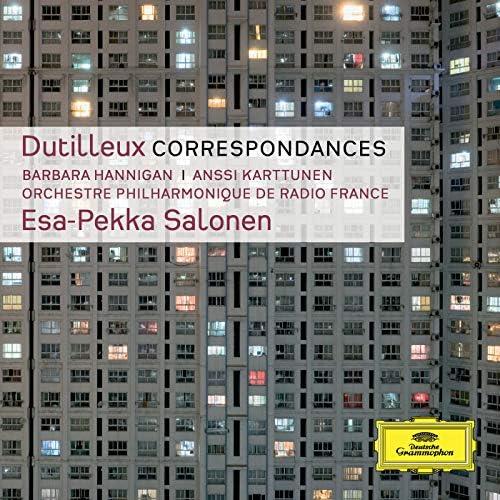 Barbara Hannigan, Anssi Karttunen, Orchestre Philharmonique de Radio France & Esa-Pekka Salonen