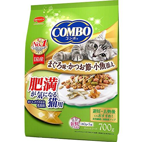 コンボキャット肥満が気になる猫用700g