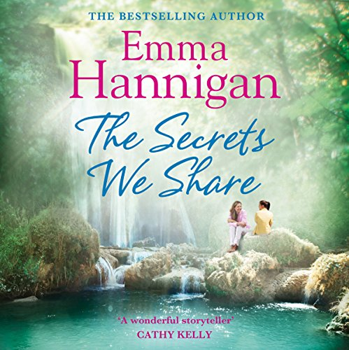 The Secrets We Share audiobook cover art
