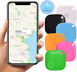 $65 » Auoeer Key Finder, Mini Bluetooth Tracker Devices, Anti-Lost Chip, GPS Remote Controls, Item Finder Smart Tracker, Phone L...
