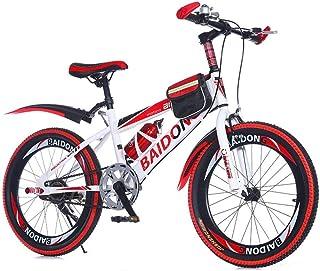 ZTBXQ Regalo Deportivo Ideas de Estilo Libre Bicicletas para niños Bicicleta de montaña para niños Bicicleta de montaña de...