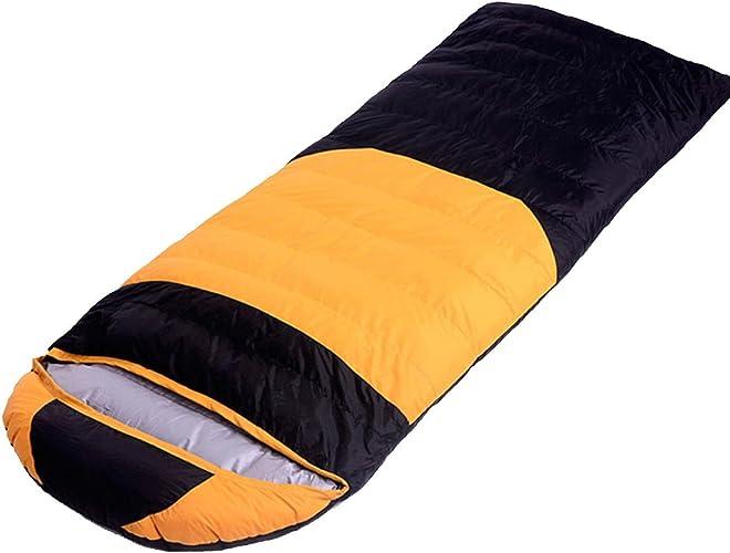 Xin.S Portable Sac De Couchage En Duvet Avec Sac De Compression Léger Enveloppe De Camping étanche Voyage Ou Plein Air