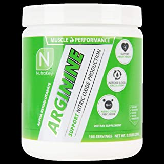 NutraKey Arginine Powder 250 g by Nutrakey