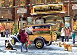 Ceaco Classic Christmas - Christmas Theatre Jigsaw Puzzle, 1000 Pieces