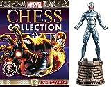 Figura de Ajedrez de Resina Marvel Chess Collection Nº 30 Ultron