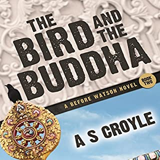 The Bird and the Buddha audiobook cover art