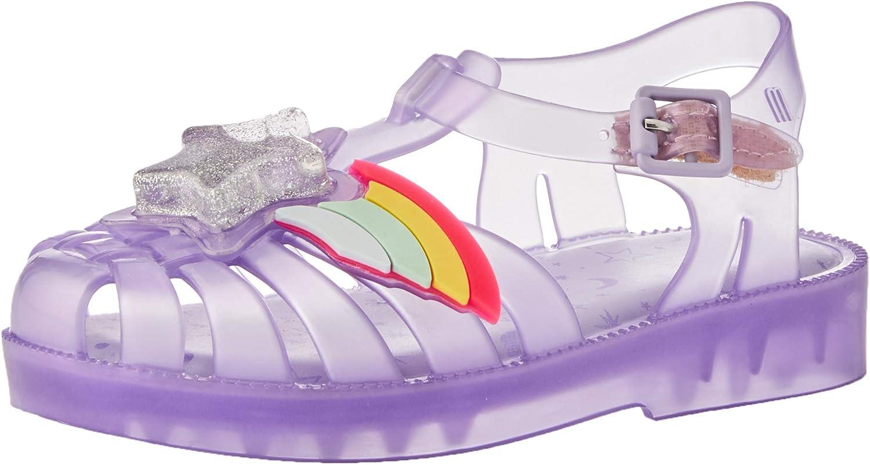 Melissa Mini Rainbow Sprite Sandals