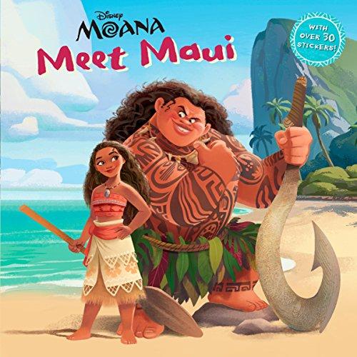 Meet Maui (DIsney Moana) (Pictureback(R))