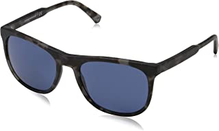 98716ffae0 Emporio Armani 0ea4099 567980 56 Gafas de sol, Matte Grey Havana, Hombre