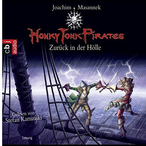 Zurück in der Hölle (Honky Tonk Pirates 3) Titelbild