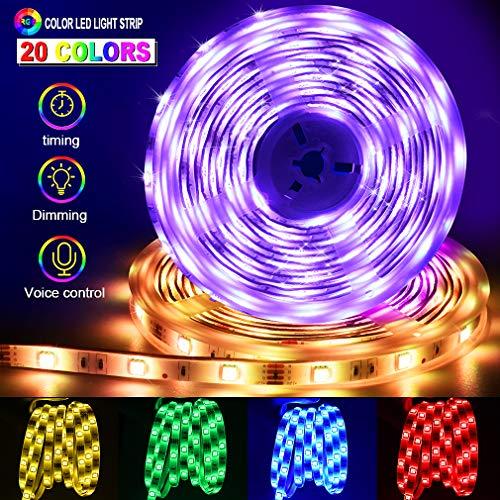 blanc chaud Yourled LED-stripe dans 3000k