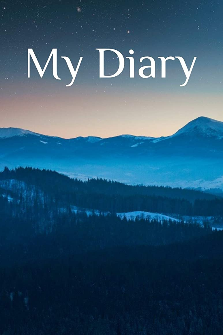 My Diary: Blank Journal For Girls To Write Memories In