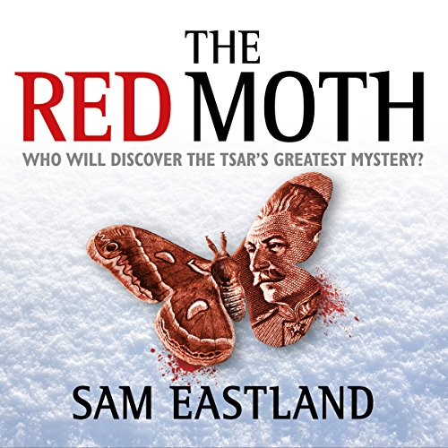 The Red Moth audiobook cover art