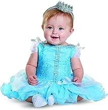 Disguise Baby Girls' Cinderella Prestige Infant Costume