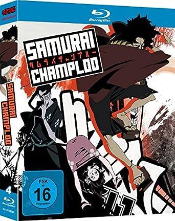 Samurai Champloo - Gesamtausgabe - [Blu-ray]